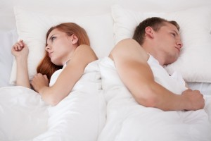 5 barriers to intimacy couple in bed